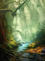 Enchanted Forest by FerdinandLadera