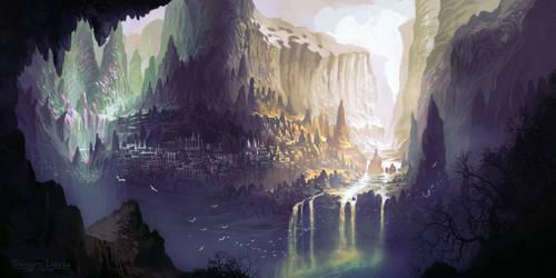 The Achkinnal Falls