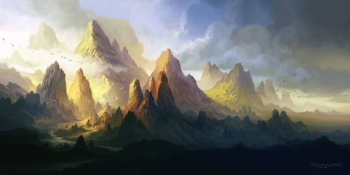 The Land of Angol-elm