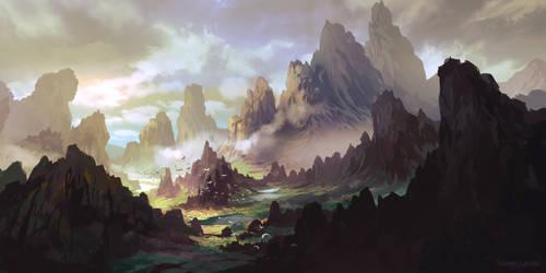 The Land of Ar-kinuth