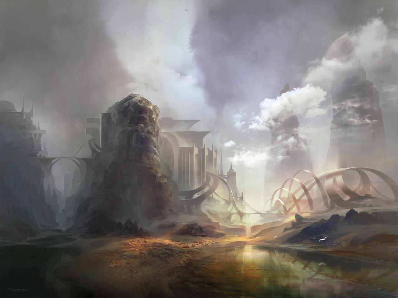 Fortress by FerdinandLadera
