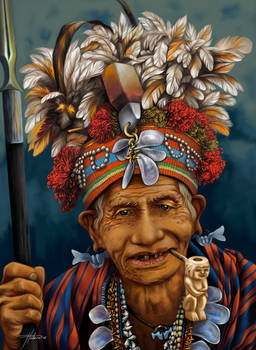 Ibaloy Chief