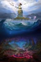 Island Kingdom by FerdinandLadera