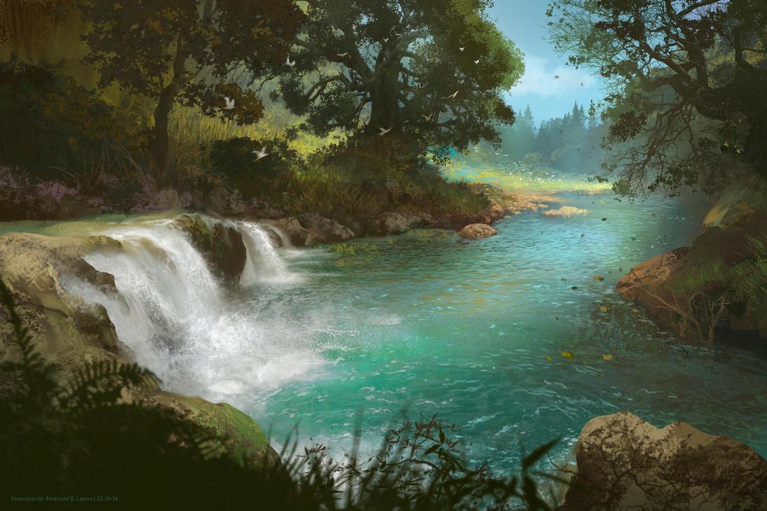 Stream by FerdinandLadera