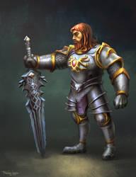 Bojar:  Human Warrior by FerdinandLadera