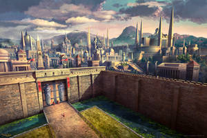 Gath: The Ancient City by FerdinandLadera