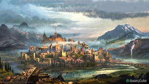 The Great Orokonoid City