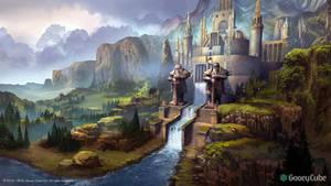Dwarven city