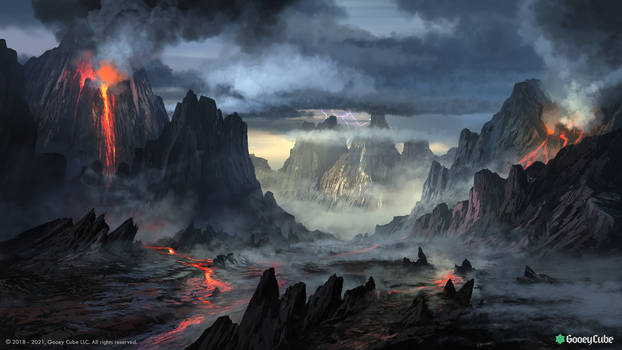 The Valley of Smoke