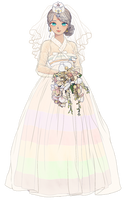 Lin Wedding Dress ver