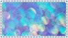 Stamp : Pastel Bokeh