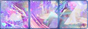 F2U - Holo Pastels Deco Divider