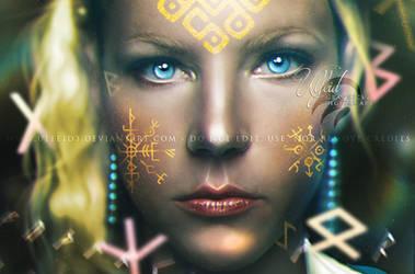 Lagertha - Rune mistress
