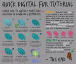 Fur Tutorial - Step by step by Ulfeid3