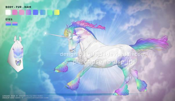 Horse Adopt - Dainty Unicorn Princess [OPEN]