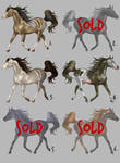 Natural horse adopts - 50 points each [3/6 OPEN]