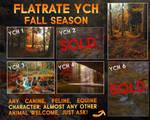 Flatsale YCH - Fall Season [4/6 OPEN] by Ulfeid3