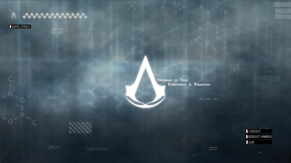 Assassin's Creed Animus V2 by Eragon2589 on deviantART