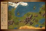 Oreen Map