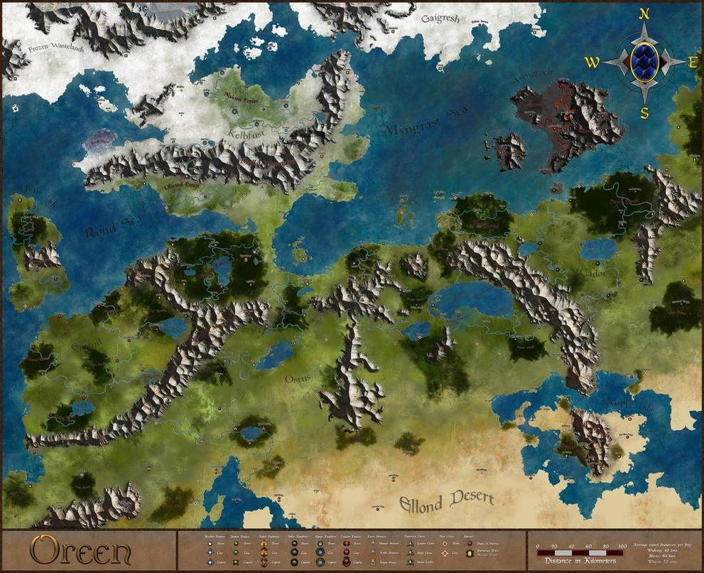 Oreen (AGC) by Eragon2589