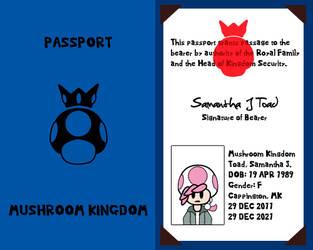 Passport by SladeJT