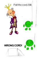 WRONG CORD!