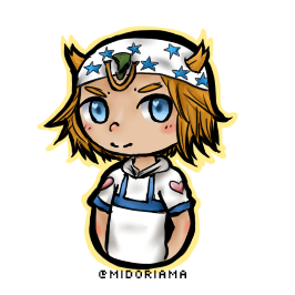 Johnny Sticker For rebecca by xXNobu-KunXx