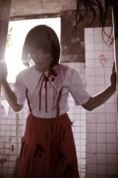 Japanese horror story by clamp90357