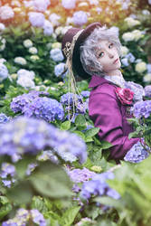 Alice tomorrow by clamp90357