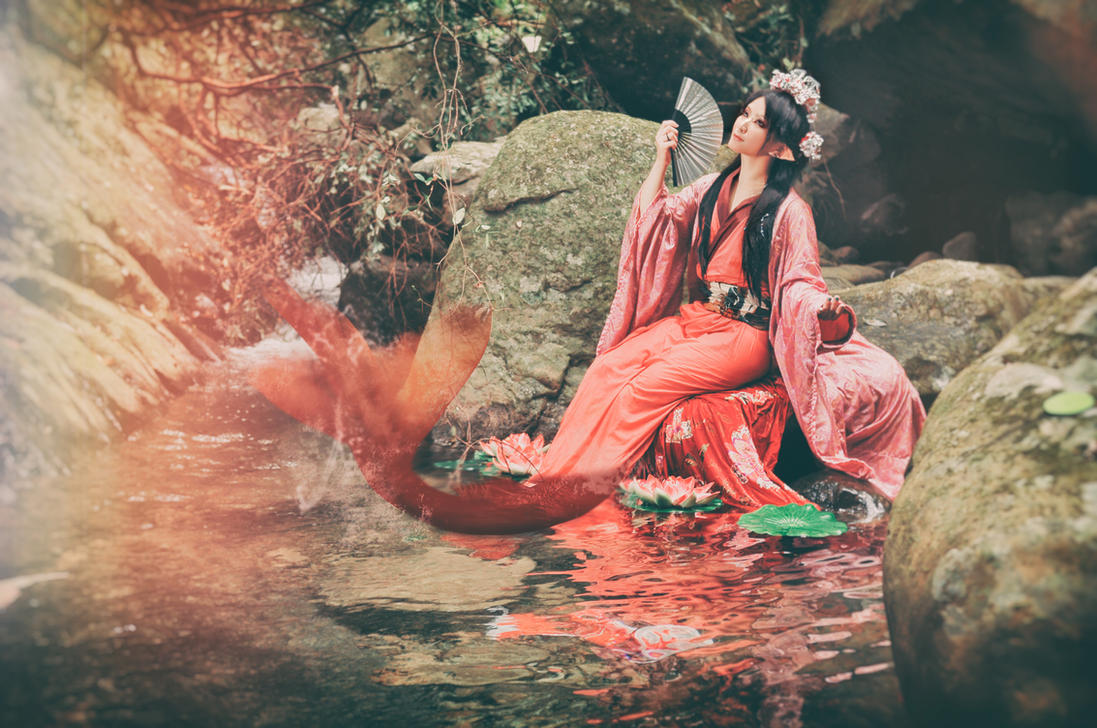 Mermaid Magic Japan  cosplay by clamp90357