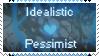 Idealistic Pessimist by Tekuuchi