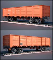 Gondola Car 12-132