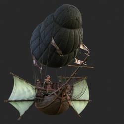 Pirate ship - WIP