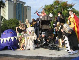 Final Fantasy VI by N-a-l