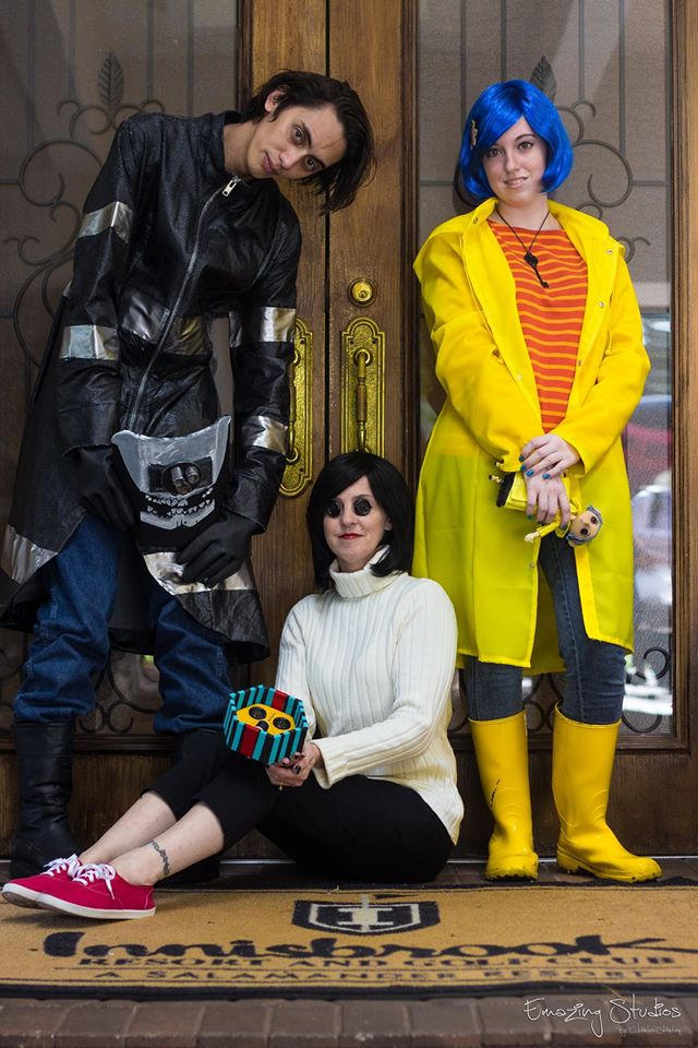 Coraline Group Shadocon 2015 2 By Apocalypticpisces On Deviantart