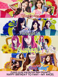 PACK COVER - HPBD TO FANY #1
