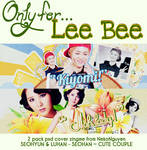 PACK PSD COVER - SEOHAN COUPLE