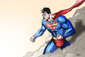 superman by mikemaluk