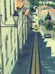 Tram by gendosplace