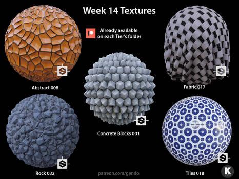 Week 14 Textures