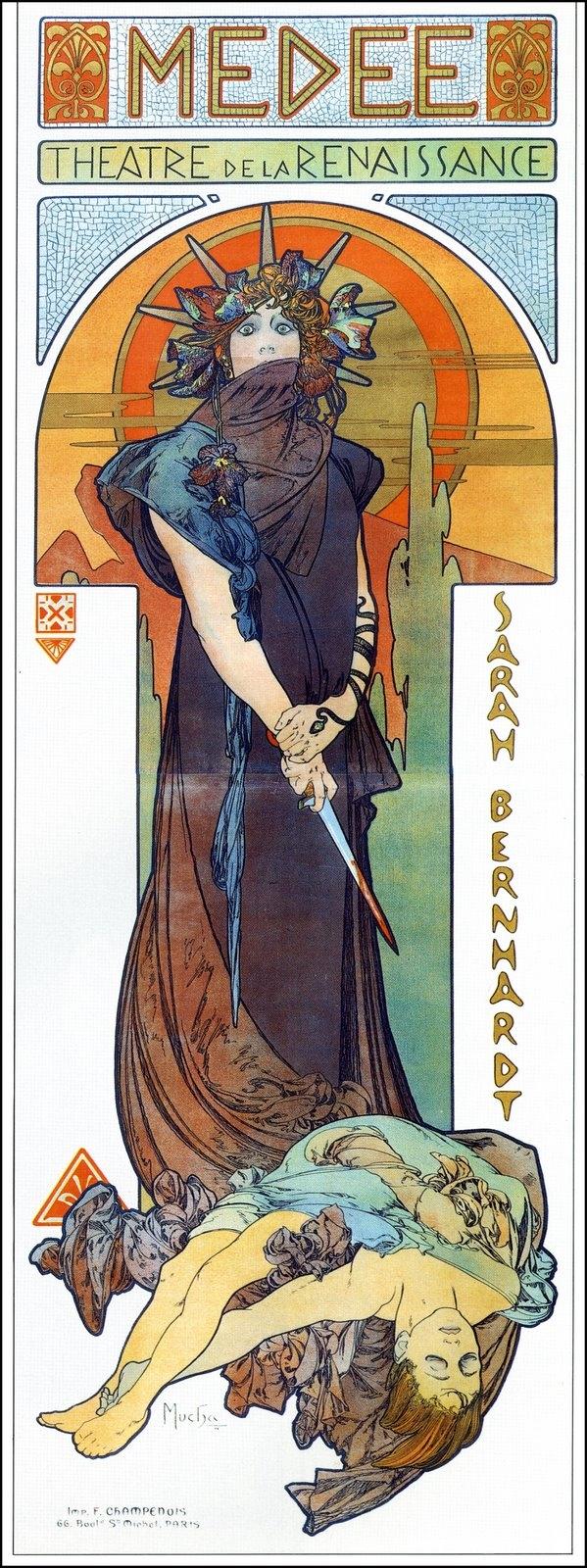 Medee - Poster