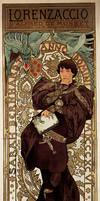 Lorenzaccio - Poster