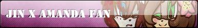 Jin x Amanda Fan Button :COMM:
