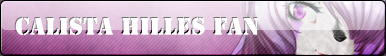 Calista Hilles Fan Button :COMM: