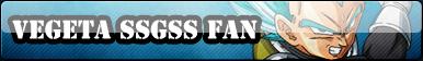 Vegeta SSGSS Fan Button