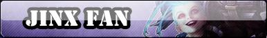 Jinx Fan Button - Free to use
