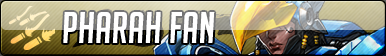 Pharah Fan Button - Free to use