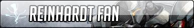 Reinhardt Fan Button - Free to use