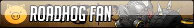 Roadhog Fan Button - Free to use