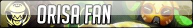 Orisa Fan Button - Free to use!